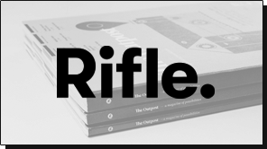 Rifle, Madrid. Desarrollo front-end + back-end. Php + mysql. Responsive